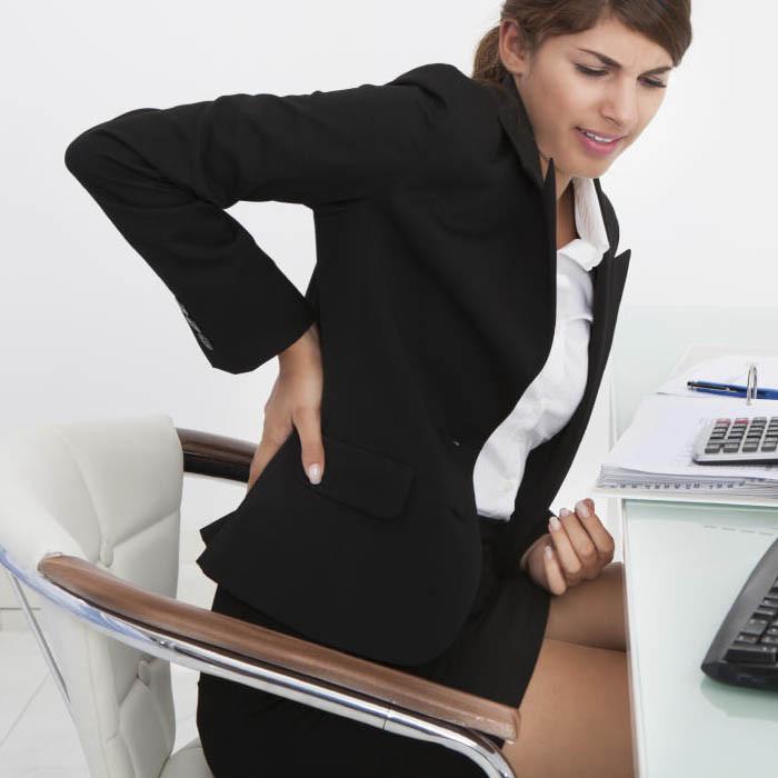 Lesiones de espalda - ART