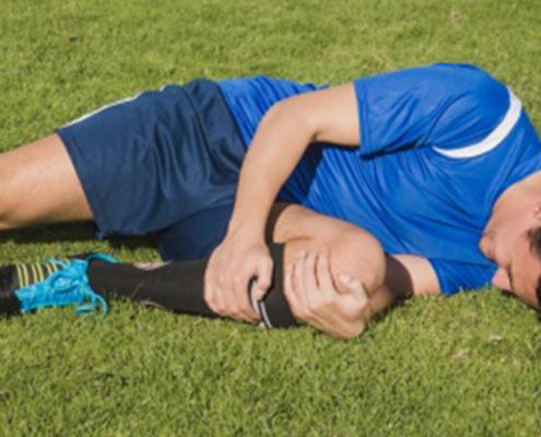 Lesiones de Jugadores de Fútbol como Accidente de Trabajo.